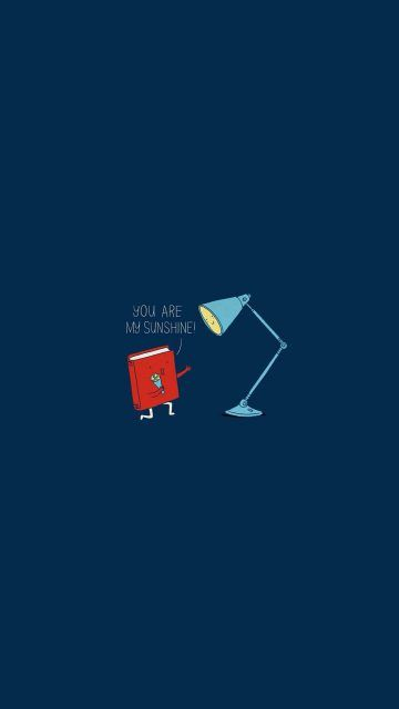 Book Lamp You Are My Sunshine Android Wallpaper Iphone Wallpaper Tumblr Aesthetic Aesthetic Iphone Wallpaper Aesthetic Wallpapers Free android wallpapers android