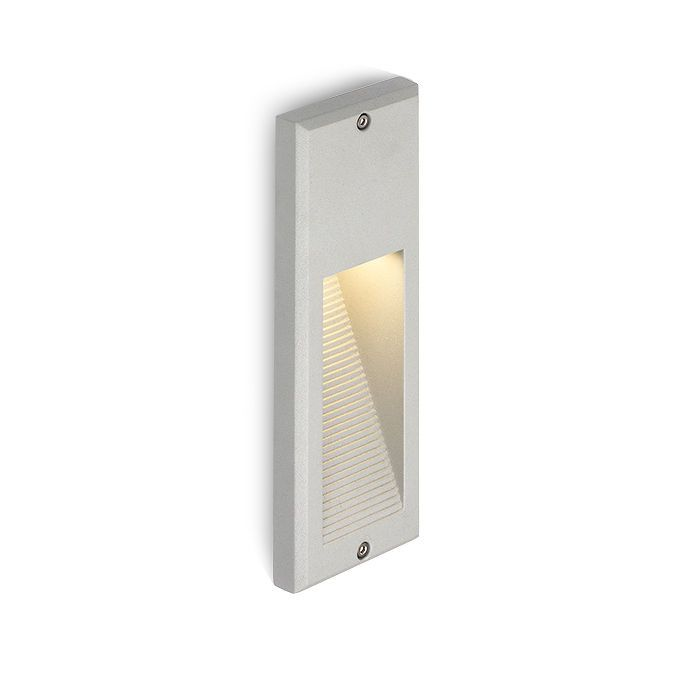 FACA | Rendl Light Studio | Recessed Wall Light For Outdoor Use. The  Visible Opening Has A Depth Of 2 Cm. Downward Illumination.