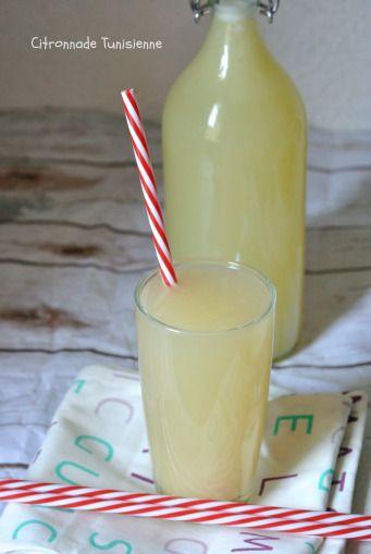 Citronnade tunisienne 1