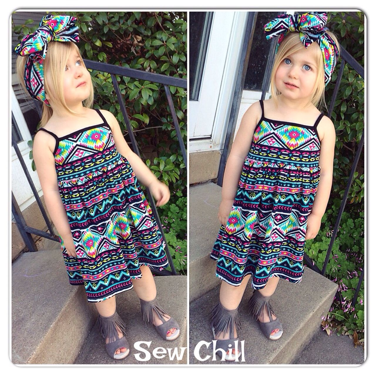 """""""payton"""" brynlee style dress by Sew Chill - Spring 2015  www.sewchill.com"""