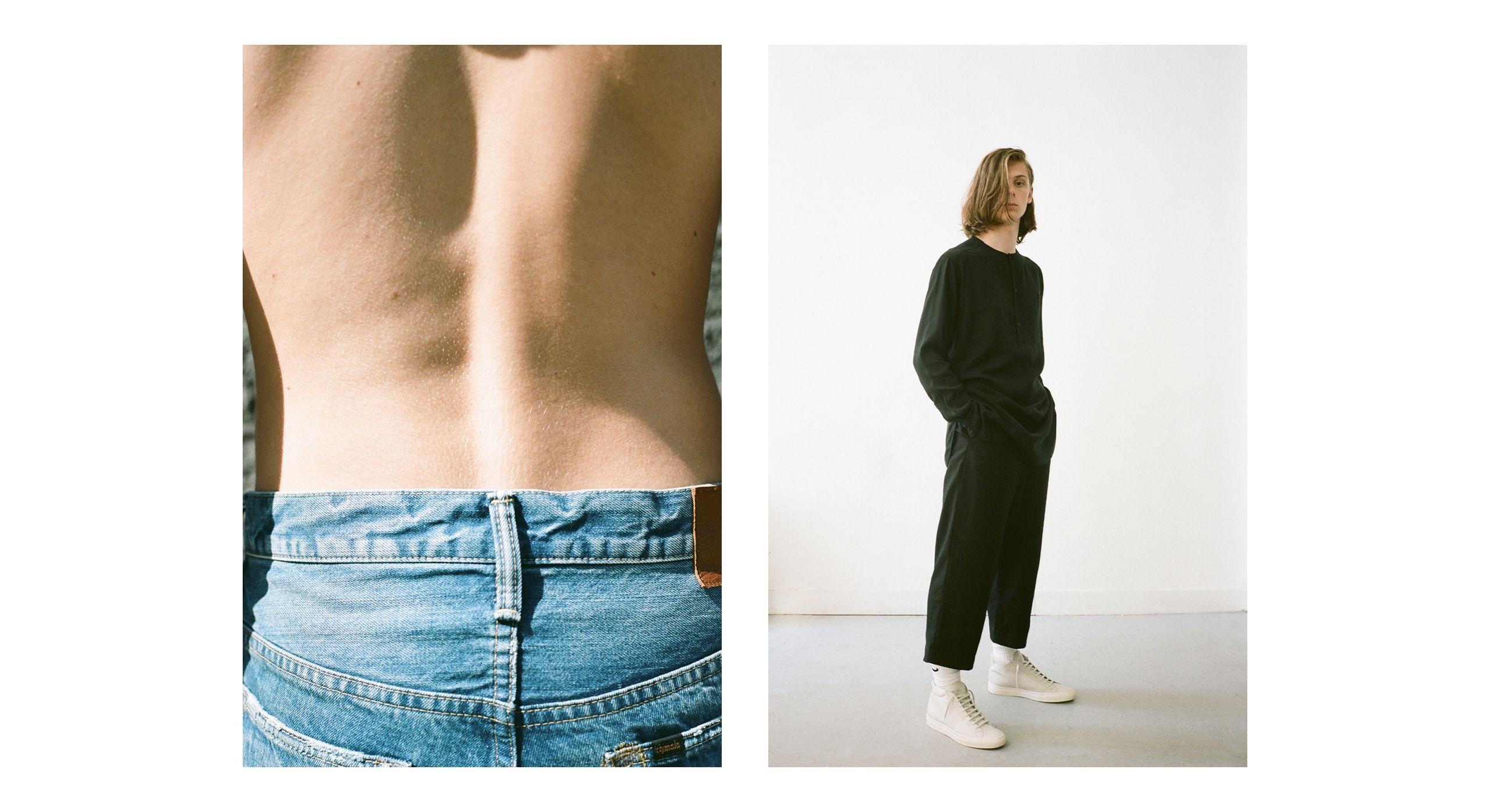 HIM / FALL 15 | Frances May