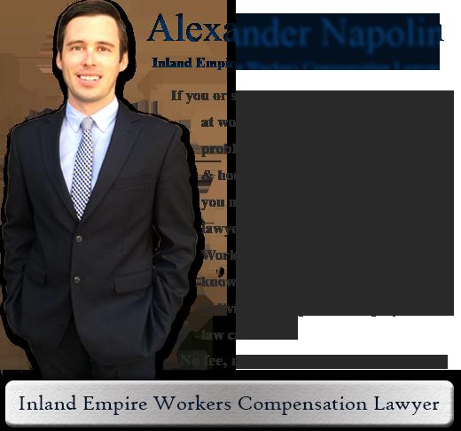 Alexander Napolin Workers Compensation Law Attorney Ontario