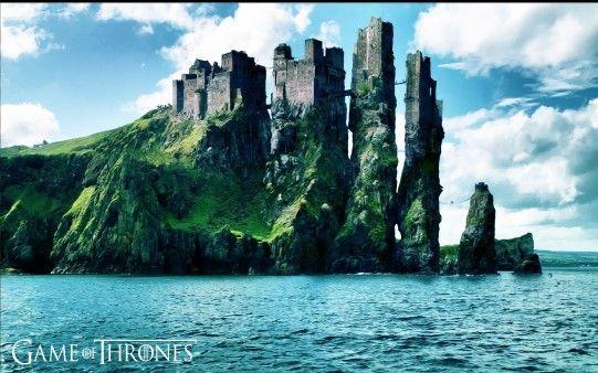 Fondo Juego De Tronos Castillo De Pyke Juego De Tronos Castillos Game Of Thrones Wallpaper