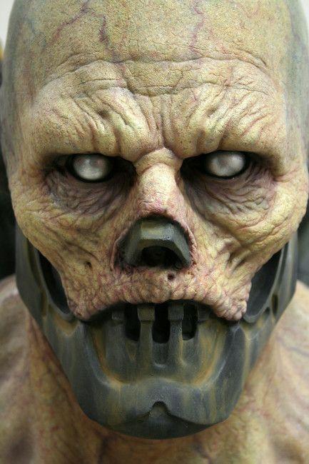 AQUÍ tienes las FOTOS de MAQUILLAJE de HALLOWEEN para hombres - maquillaje de vampiro hombre