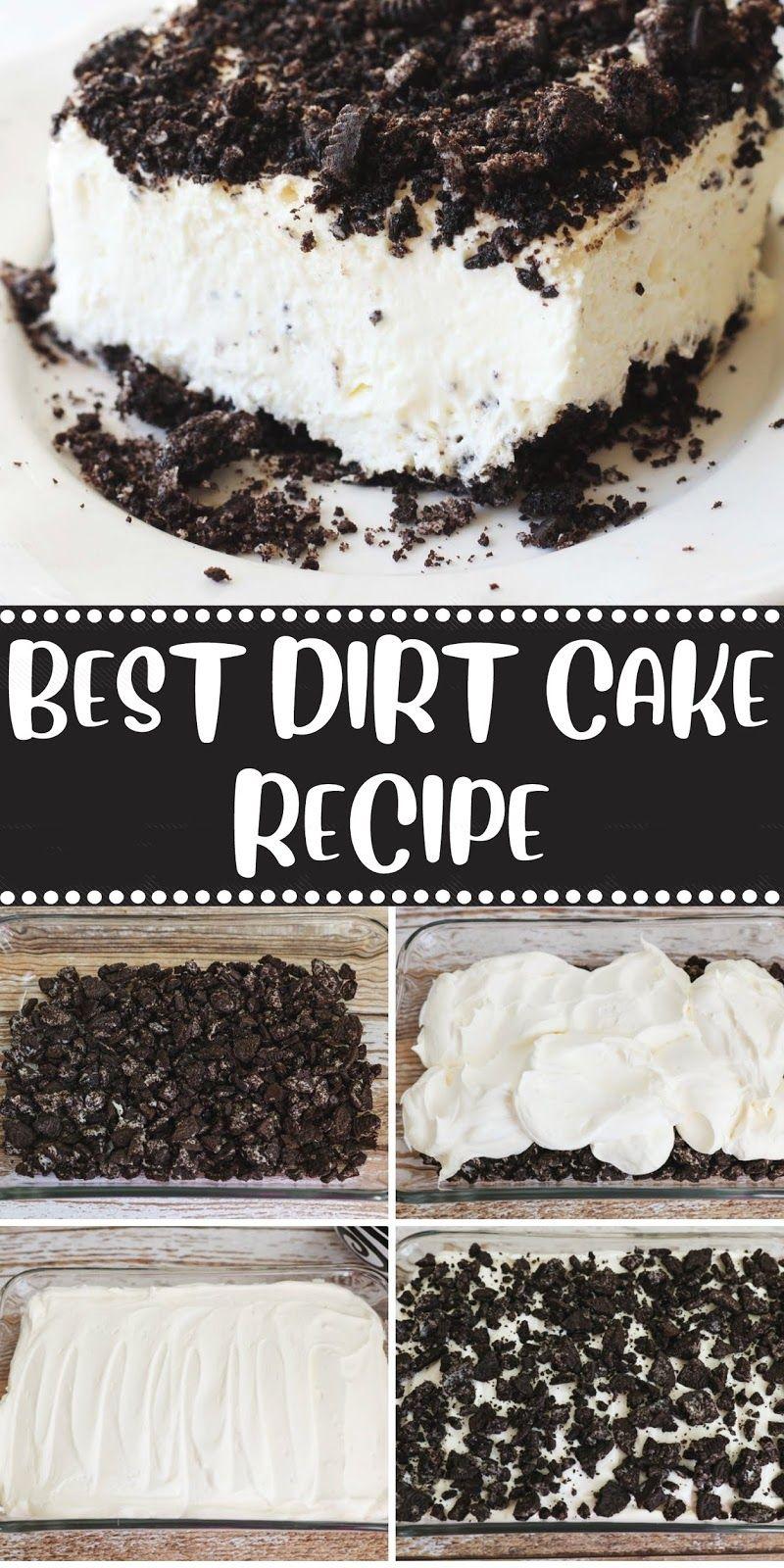 Best Dirt Cake Recipe In 2020 Dirt Cake Recipes Dirt Cake Dirt Dessert