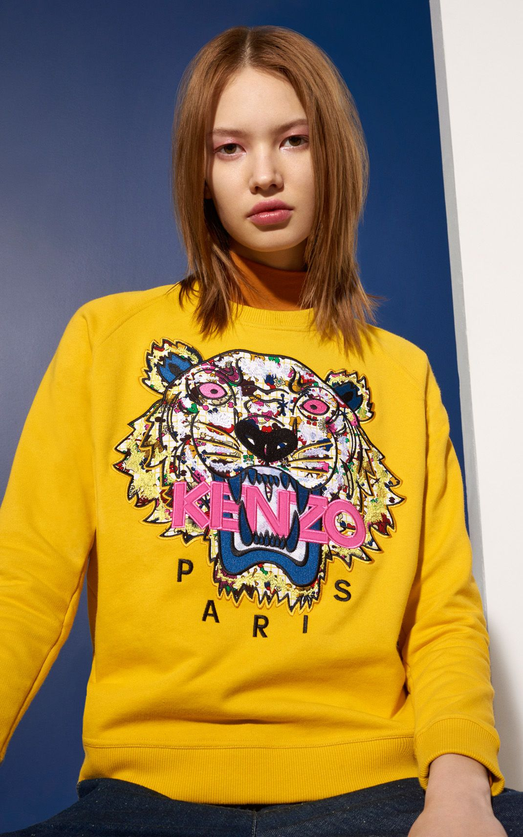 Sweatshirts for women - Discover the latest KENZO clothing collection    shop online. aae9a56697