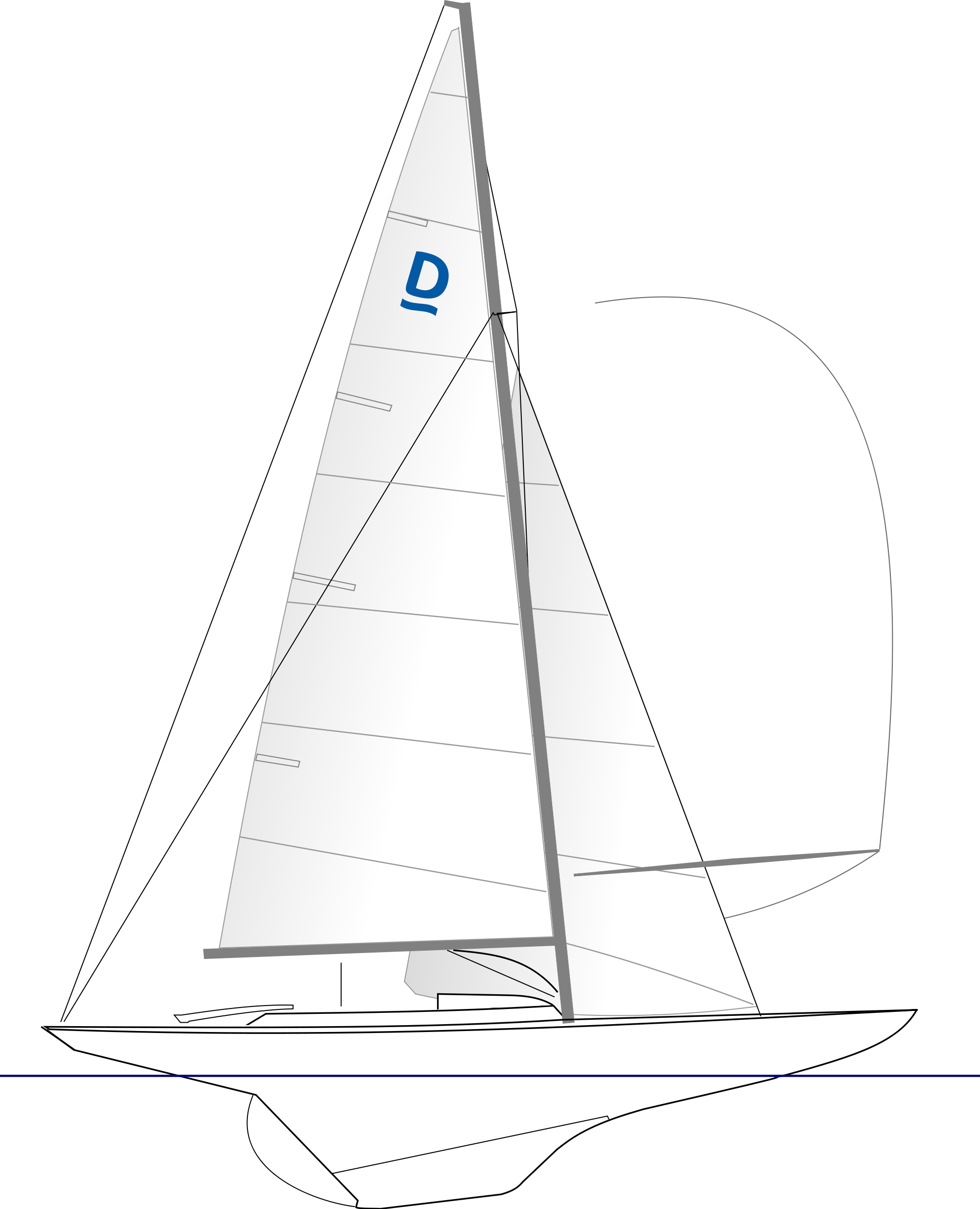 Dragon Keelboat