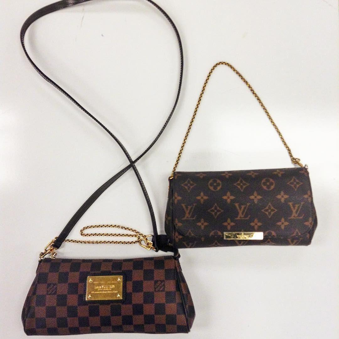 99bdf8563174 Louis Vuitton Eva clutch Damier Ebene with strap and chain  SD0172 w  dust  bag