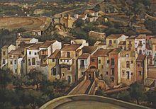 Pina Calì -Bocca di falco 1934.