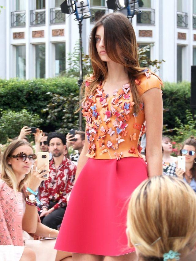 Sie gehört eindeutig zu den Best of der Berliner Fashion Week. Zum Defilee der Designerin Marina Hoermanseder traf sich letzte Woche im Berliner Mode Salon das Who's Who der deutschen Fashion…