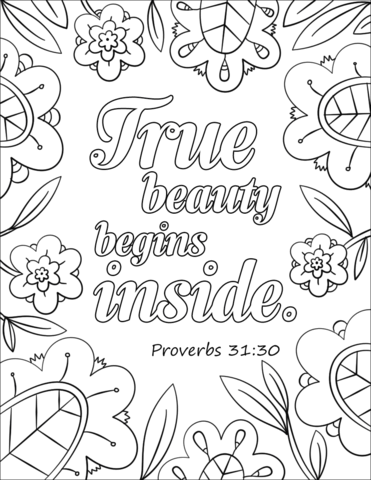 Pin by Gfgulley on Coloring Pages | Bible verse coloring page ...