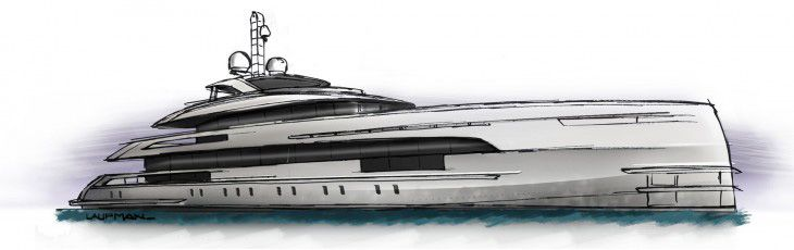 The name is Project Nova and it's Heesen Yachts' latest creation.  ENGL VERSION: http://top-yachtdesign.com/nova-project-by-heesen/ ITA VERSION: http://top-yachtdesign.com/…/progetto-nova-il-nuovo-corso-…/