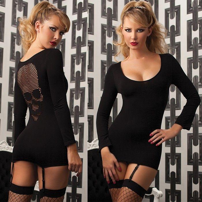 порно платья черные короткие брюнетки отдыхе