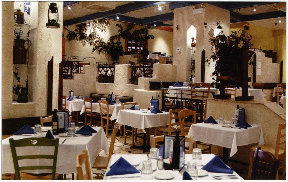 Greek Islands Restaurant In Chicago Serving Authentic Greek