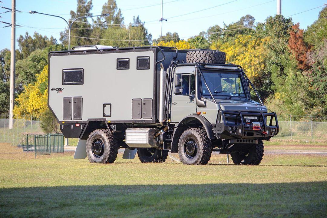 20+ Mercedes unimog camper best