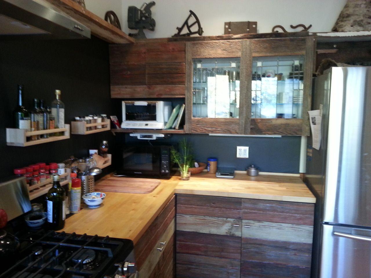 Stilvolle Küche Schränke Facelift Mit Diesem Praktischen Layout