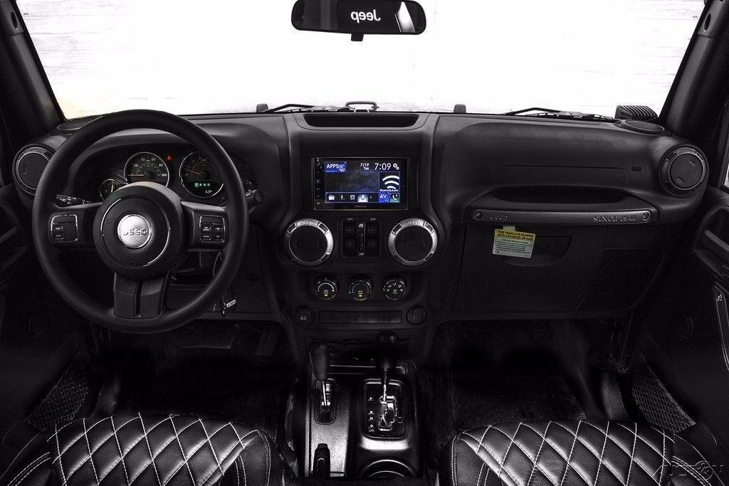 2017 Jeep Wrangler Sport 2017 Sport Used 3.6L V6 24V