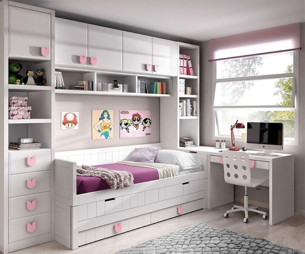 30 Inhabituelle Enfants Chambre A Coucher Design Idees Sur Un Budget 17 Par Consequent Ne Pensez Vou Daybed With Storage Small Bedroom Small Room Bedroom