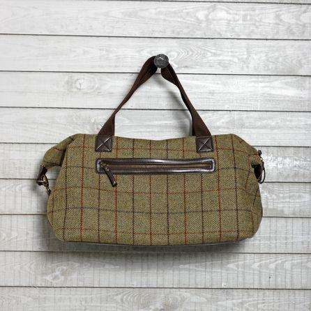 Tweed Weekender Bag