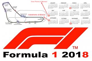 Formula 1 Stagione 2018 Novità Calendario E Circuiti Date E Orari