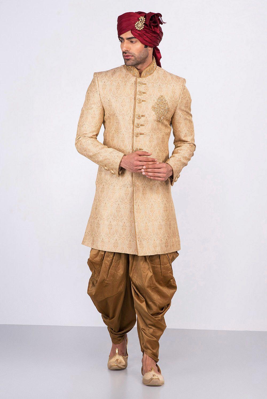 Pin by Nod on Wedding | Pinterest | Sherwani, Indian groom wear ...