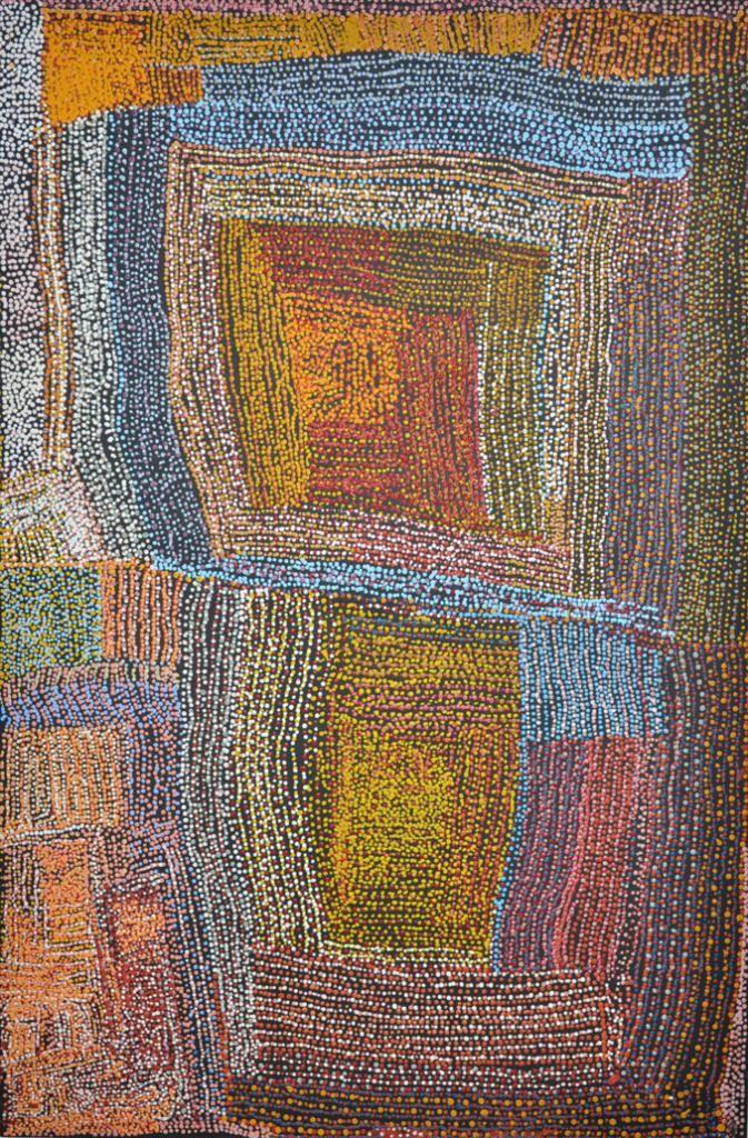 Tommy Mitchell / Wakalpuka 762 x 1016mm