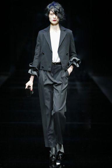new products 74ea4 447af Abbigliamento Emporio Armani su Emporio Armani Online Store ...