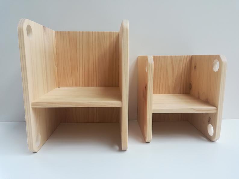 Montessori Cube Chair In 2020 Cube Chair Chair Cube