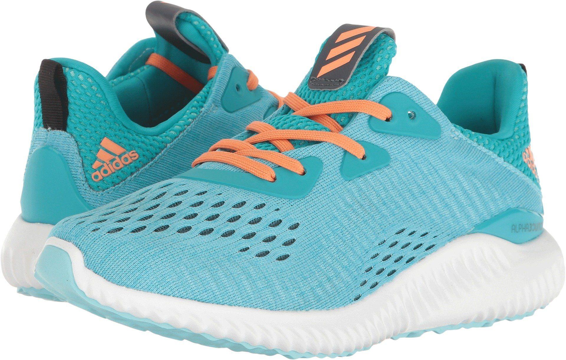 Adidas Performance Girls Alphabounce Em J Running Shoe Energy