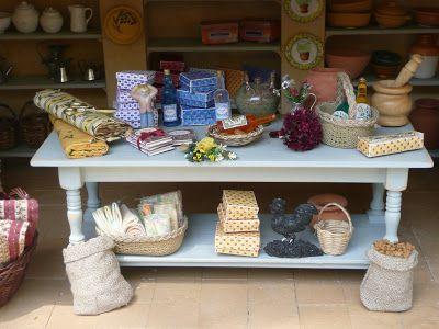 Les Carnets de l'Atelier Blondie: La Maison de Provence - The Provencal House