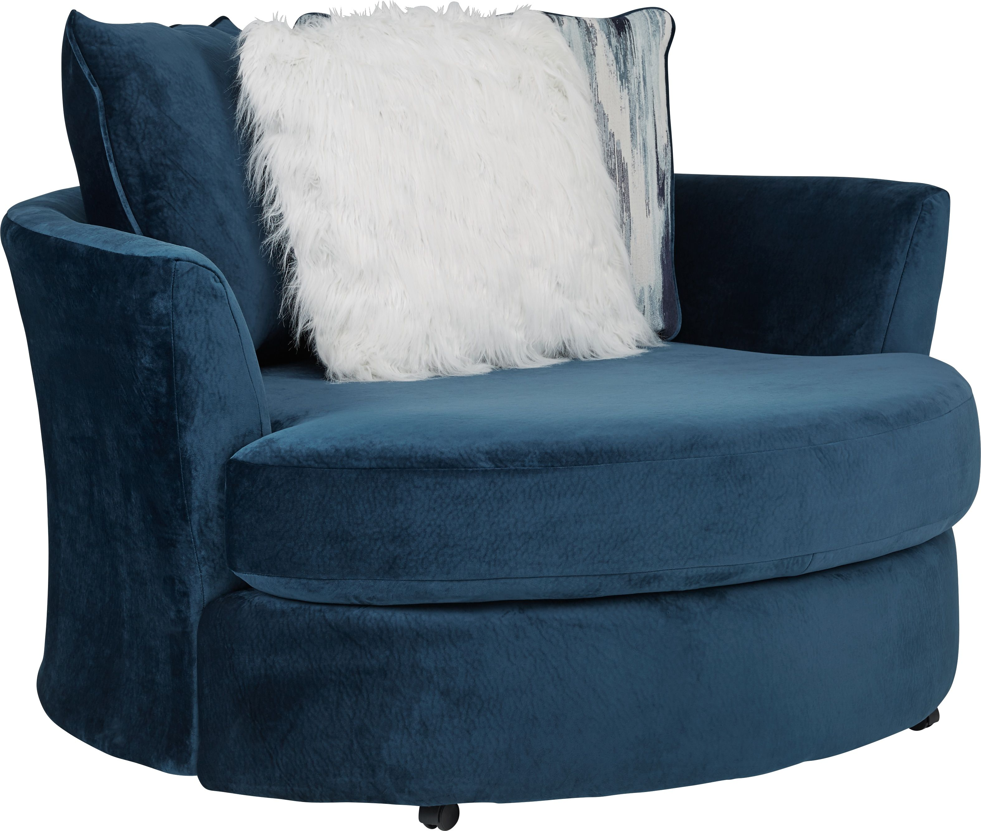 Remarkable Dharma Place Blue Swivel Chair In 2019 Chair Swivel Chair Unemploymentrelief Wooden Chair Designs For Living Room Unemploymentrelieforg