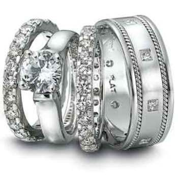 Not Only Is Platinum Counted Amongst The Strongest Of Metals But It Also Won T Man Wedding Bandsplatinum