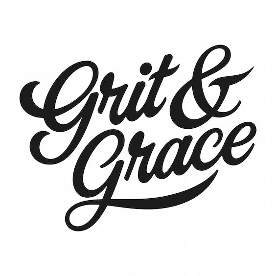 Grit And Grace Print Grit And Grace Kindness Quotes Grace Print