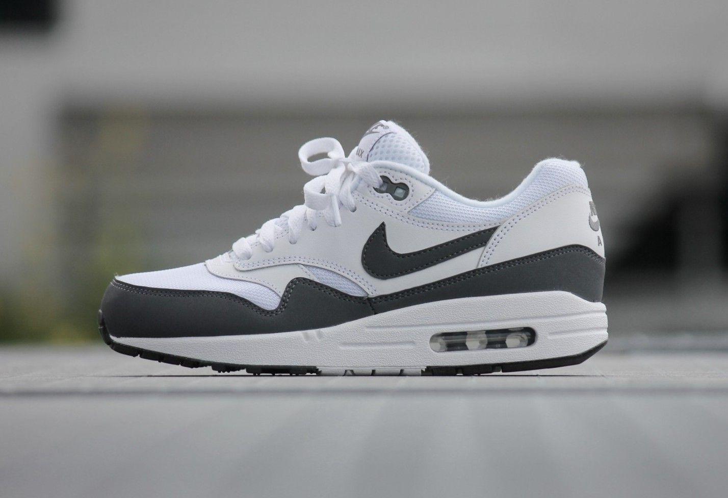Nike Air Max 1 Essential White/Dark