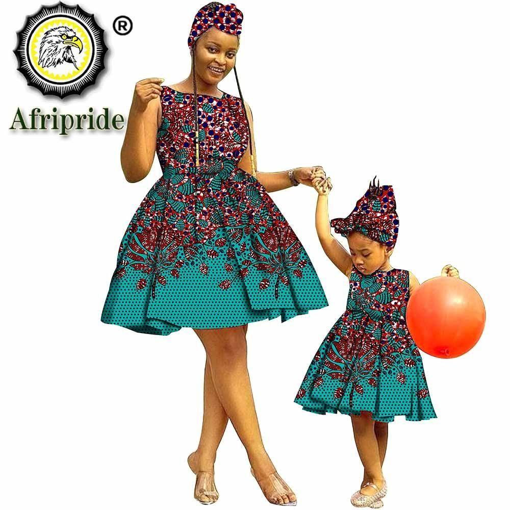 Summer Women Dress African Print Afripride Tailor Made Half Sleeve Knee Length Casual Pencil B African Dresses For Kids Kids Fashion Dress Best African Dresses [ 1000 x 1000 Pixel ]