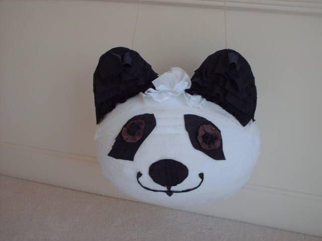 Panda Party Pinata, $39