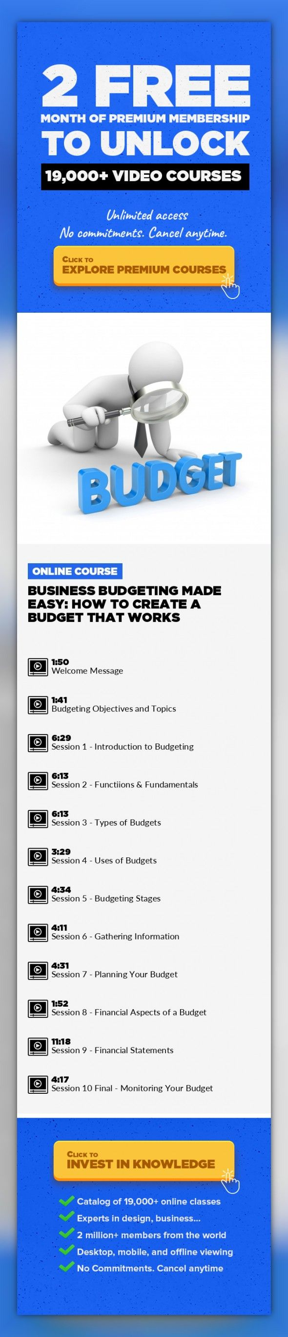 business budgeting made easy how to create a budget that works business pricing