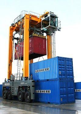 Liebherr Straddle Carriers Vinuesavallasycercados Com Heavy Equipment Freight Transport Construction Equipment