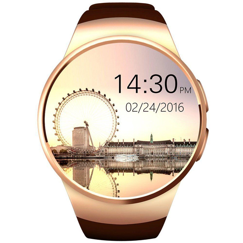 Smart Watches, HuiHeng Bluetooth Wrist Smart Watch for iOS