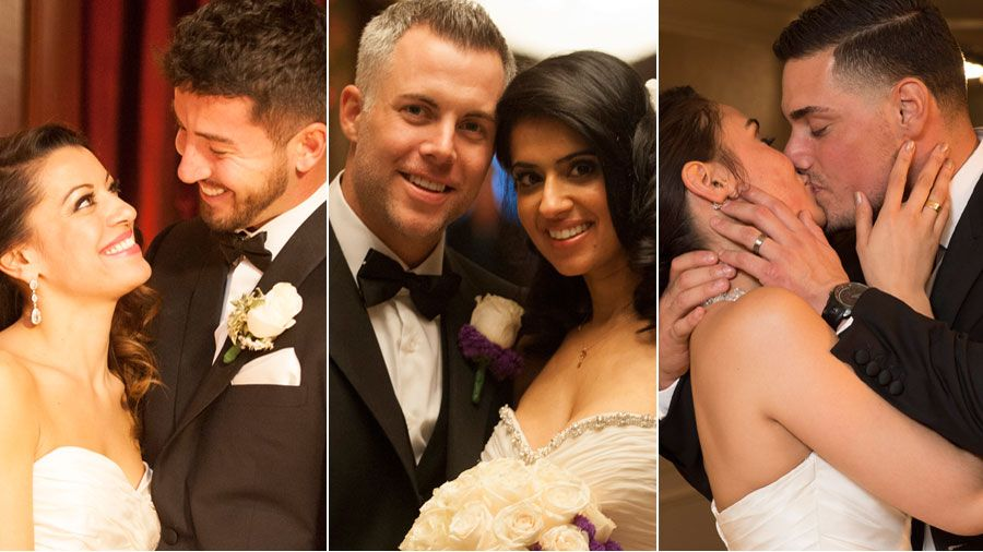 Married Sight Season 2 Couples Wedding Photos Projects 2nd