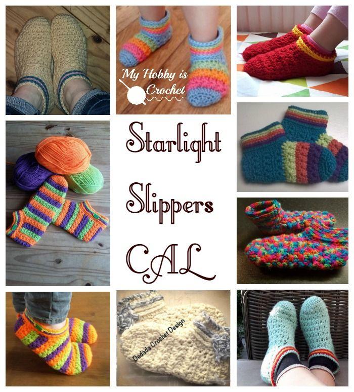 Starlight Slippers CAL & Dutch Translation: Sterrenlicht (free ...