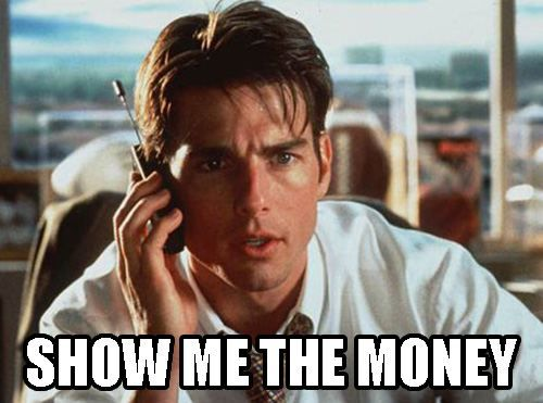 Jerry Maguire FUNNY MOVIE QUOTES FAMOUS image quotes at