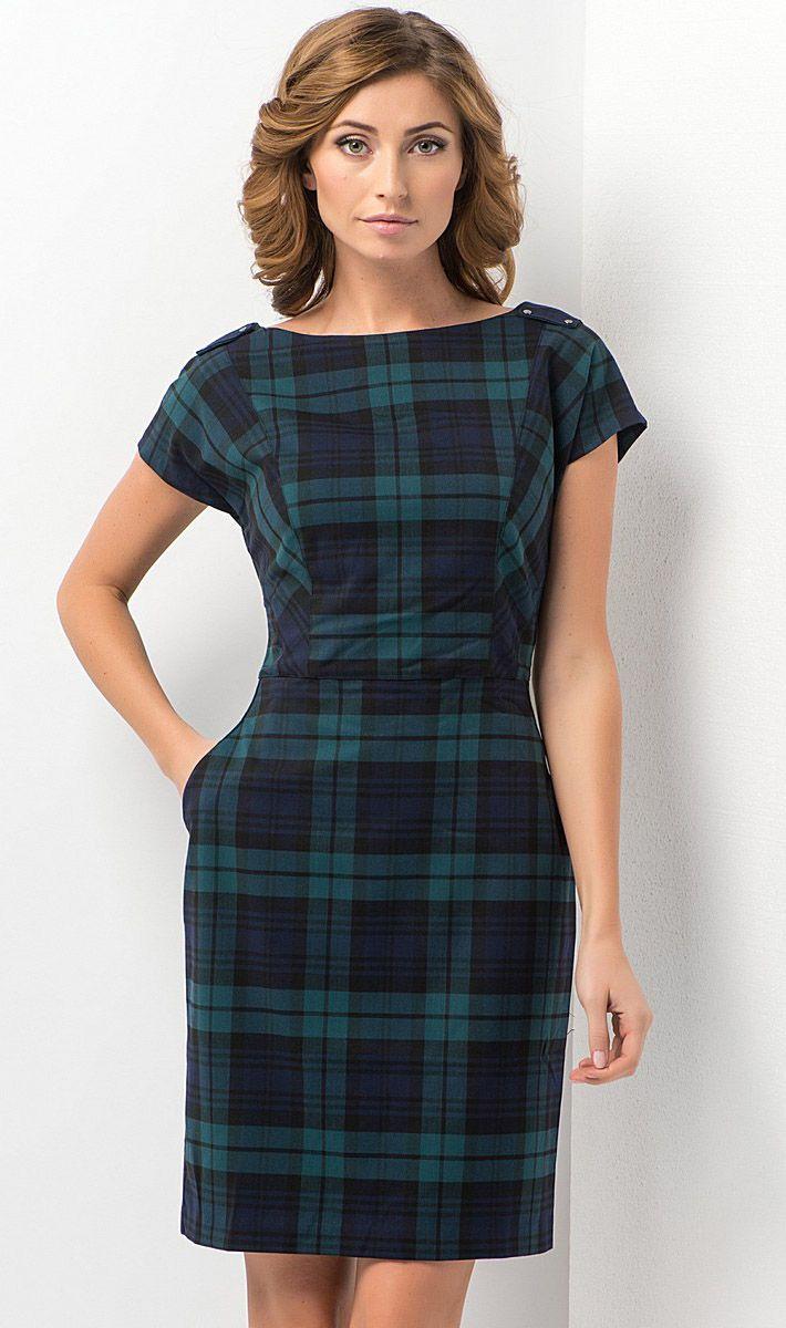 Платье в клетку, ZARINA | Сheck Dress в 2019 г. | Kläder ... Тартан Платье