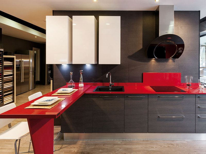 Cocinas ultra-modernas Las más bonitas y funcionales Cocinas