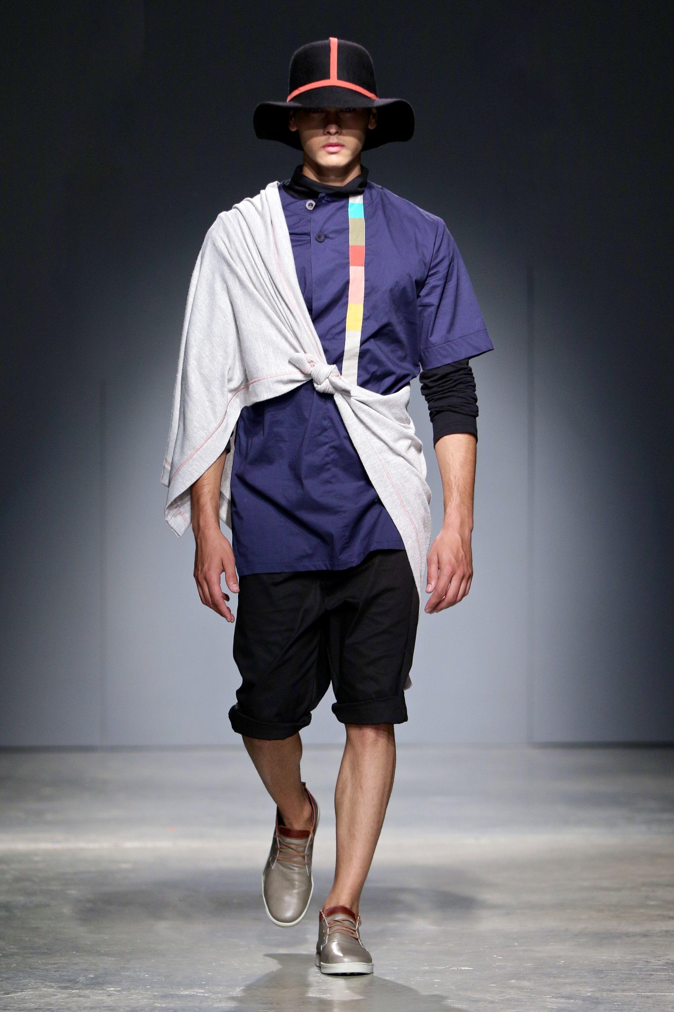 #Menswear #Trends #Tendencias #Moda Hombre #Africa 2016 SA Menswear Week AW16  Amanda Laird Cherry Otoño Invierno - SDR