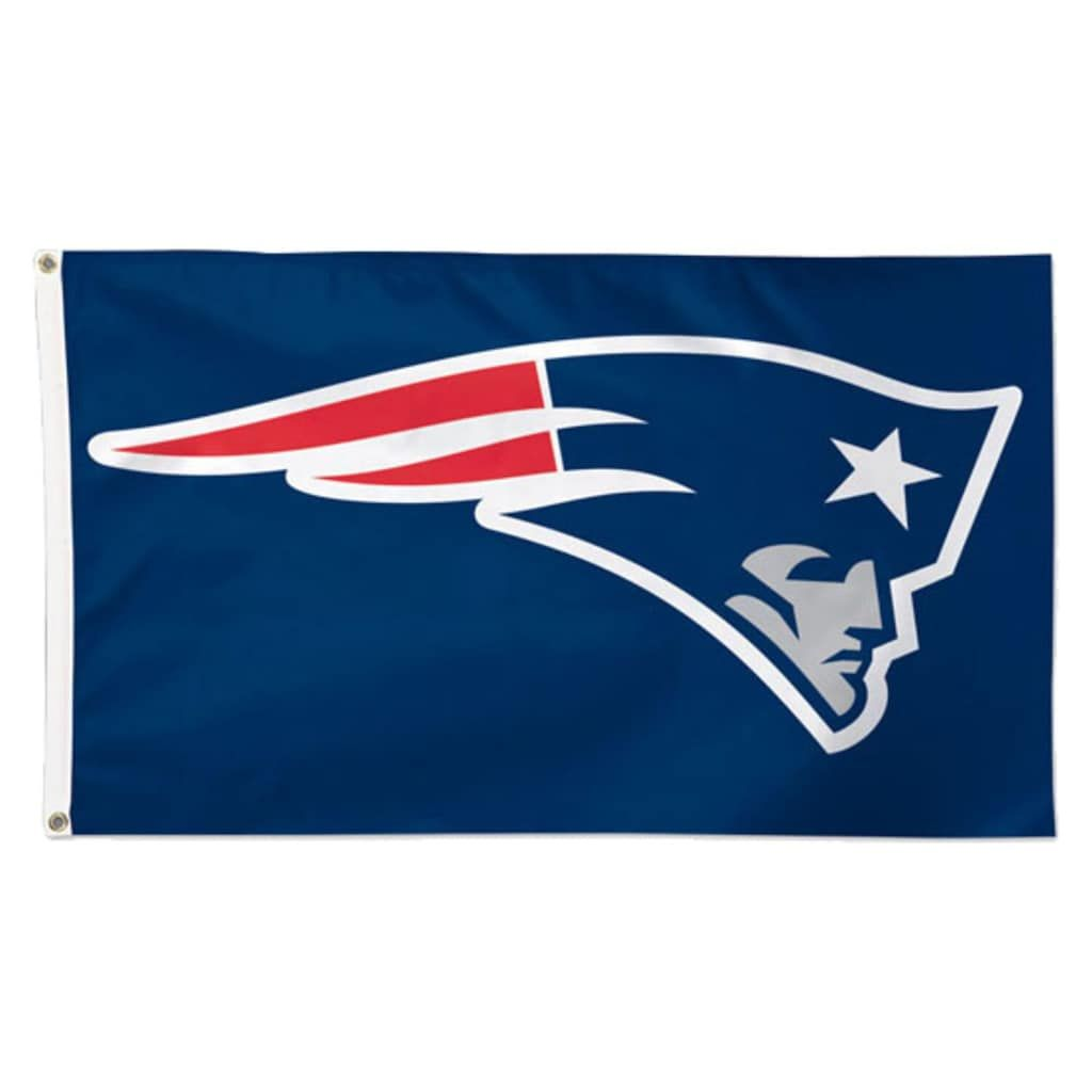 Wincraft New England Patriots Deluxe 3 X 5 Flag Products In 2019 New England Patriots Flag England Patriots New England Patriots