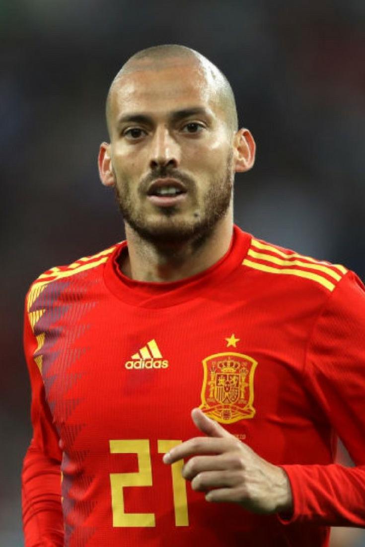 20180625 Spain 2 2 Morocco David Silva Photo Credit Francois Nel Getty Images David
