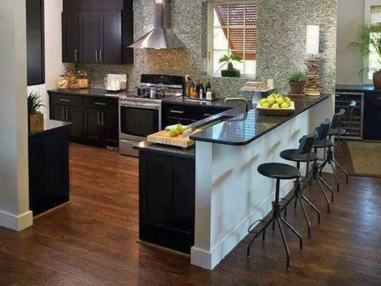 Medium image of american kitchen design