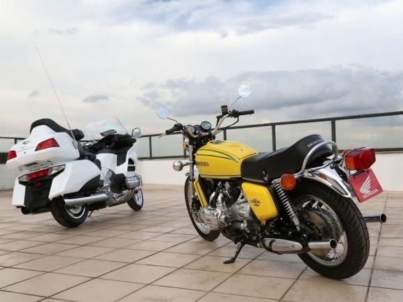 Honda Gold Wing é a moto estradeira de 40 anos - MOTO.com.br