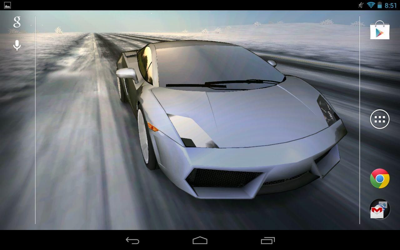 3D Car Live Wallpaper 2.6 Download APK For Android   Aptoide